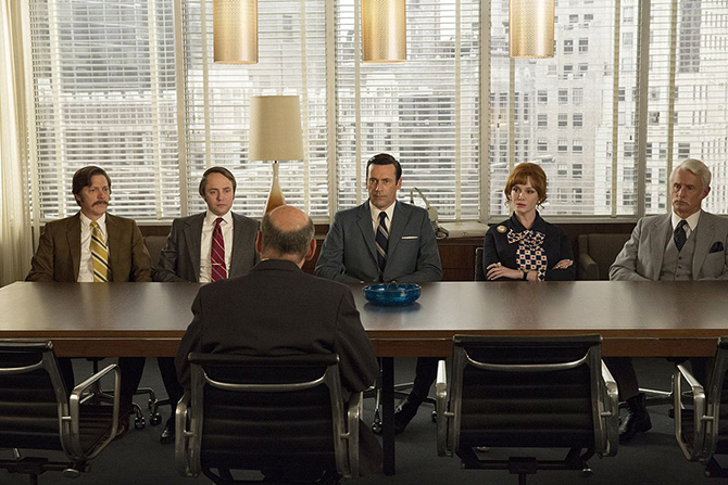 Lessons from Mad Men: Bigger is not always better